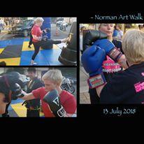 art walk demo 2