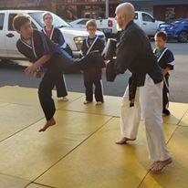 karate art walk 4