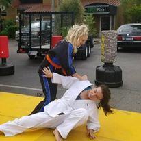karate pic art walk 4