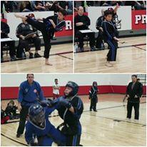 karate tourny 1