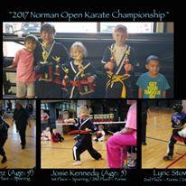 karate tourny 6