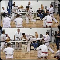 kyokushin test 1